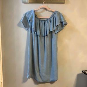 Off the shoulder ZARA dress